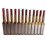 TLM GCI Bright Moist Lipstick 100% Fashion 99134D 2.5g X 12 pcs