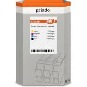 Prindo zestaw czarny / cyan / magenta / zólty oryginał PRSHP950/951