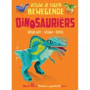 Vouw je eigen bewegende dinosauriërs - John Malam