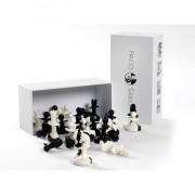 Paco Sako schaakspel - zwart/wit