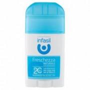 Infasil Deodorant Stick Unisex Prospetime Naturala 24h 40 ml