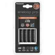 Eneloop brzi punjač MQR06 + 4 Eneloop AA 2450mAh PRO baterije
