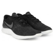 Nike FLEX CONTACT Running Shoes For Men(Black)