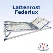 FMP Matratzenmanufaktur Lattenrost Federlux KF verstellbar 42 Leisten 5 cm Höhe