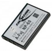 Ansmann A-Fuj NP 60 Lithium-Ion (Li-Ion) 1200mAh 3.7V oplaadbare batterij/accu