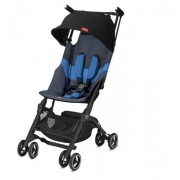 Cybex Pockit + All Terrain Y Wózek Spacerowy - Night Blue