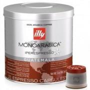 Illy IperEspresso MonoArabica Guatemala kapszulás kávé (barna) 21 adag