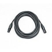 Elite Core Premium Tour-Grade Microphone Cable | Triple Shielded | Neutrik Connectors | Hand Soldered | 100' ft | CSM2-NN-100
