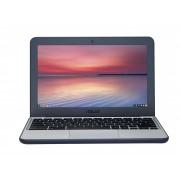 "ASUS Chromebook C202SA-GJ0025-OSS 1.6GHz N3060 11.6"" 1366 x 768pixels Blue,Grey Chromebook"