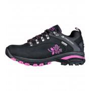 ALPINE PRO SPIDER 3 Uni outdoorová obuv UBTL121450 virtual pink 36