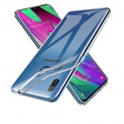 Carcasa TECH-PROTECT Flexair Samsung Galaxy A40 (2019) Crystal