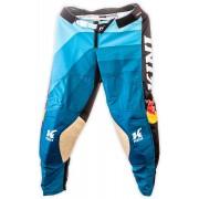Kini Red Bull Vintage Motocross Pants Black Blue L