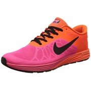 Nike Men's Lunar Launch Orange Running Shoes - 10 UK/India (45 EU)(11 US)(654915-800)