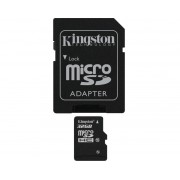 Kingston Minneskort Kingston microSDHC Card 32GB Class10