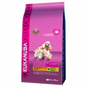 2х15кг Adult Weight Control Medium Breed Eukanuba суха храна за кучета - пилешко
