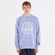 Adidas mod trefoil sweat Light Purple