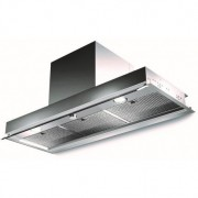 Campana Mepamsa SECRET 60 Inox 60 CM 540M3/H LED