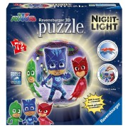 PUZZLE 3D EROI IN PIJAMALE M1 - RAVENSBURGER (RVS3D11771)