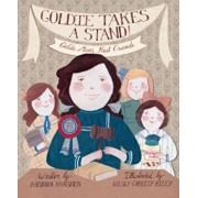 Goldie Takes a Stand: Golda Meir's First Crusade, Paperback/Barbara Krasner