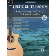 Alfred Music Celtic Guitar Solos Jim Tozier incl. CD