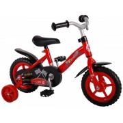 Bicicleta baieti 10 inch Volare Power cu roti ajutatoare
