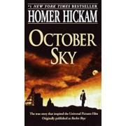 October Sky, Paperback/Homer Hickam