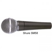 Microfon Vocal SHURE SM58-LCE (FARA SWITCH)