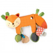 Bright Starts - 11074 – Jucarie multifunctionala 2 in 1 Foxy Forest Toy Bar