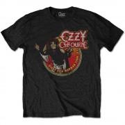 Ozzy Osbourne: Diary of a Madman Tour 1982 (tricou Editie Speciala)