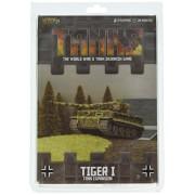 Tanks German Tiger 1 Tank Expansion