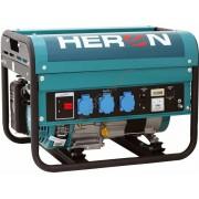 Heron EGM-25 AVR egyfázisú áramfejlesztő 2,3 kVA + AJÁNDÉK OLAJ
