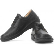 Clarks Nature II Corporate Casuals For Men(Black)