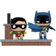 Pop! Vinyl Pack 2 Figuras Funko Pop! Movie Moments Batman y Robin - Batman