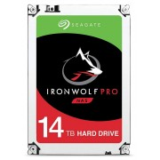 "Seagate Ironwolf Pro 14TB 3.5"" HDD NAS Drives"