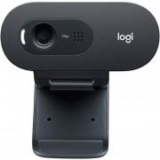 CAMARA WEB LOGITECH C270 VIDEOCONFERENCIA HD 720P (960-000694)