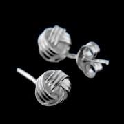 Ezüst fülbevaló 13995