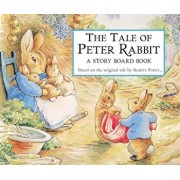 The Tale of Peter Rabbit Story Board Book, Hardcover/Beatrix Potter