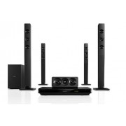 LICHIDARE STOC - Home cinema 5.1 cu Blu-Ray 3D Philips HTB3570/12, FULL HD, 1000 W, HDMI ARC şi USB