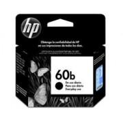 Cartucho HP 60B Preto 4ML - CC636WB