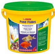 Sera Pond Flakes 3,8L, 600gr, 7075, Hrana pesti iaz fulgi