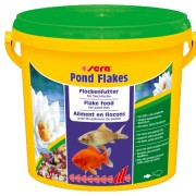 Hrana pesti iaz, Sera Pond BioFlakes 3800ml, 600gr, 7075
