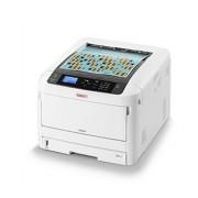 Oki Impressora OKI Laser Cores A3 Duplex C834dnw