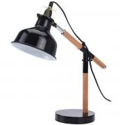 Home Styling Collection Stolní lampička LOFT na kancelářský stůl, stojací