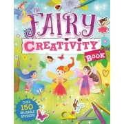 The Fairy Creativity Book: Games, Cut-Outs, Art Paper, Stickers, and Stencils, Paperback