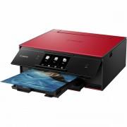 Canon Pixma TS9040 Red multifunkcijski All-in-One Wireless WiFi printer 1371C027AA 1371C027AA
