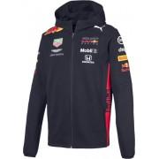 PUMA Red Bull Racing Team Hdd Sweat Jacket Jas Heren - Night Sky - Maat XL