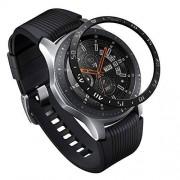 Ringke Bezel Styling para Galaxy Watch 46mm, Bisel Anillo Cubrir Anti-rasguños Proteccion [Acero Inoxidable] GW-46-03