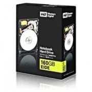 Western Digital 160 GB Scorpio Pata Mobile Internal Hard Drive WD1600VERTL (Blue)