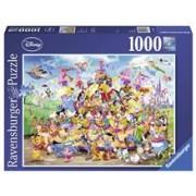 Puzzle Carnavalul Disney Multicolor, 1000 Piese