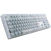Геймърска механична клавиатура Cooler Master MasterKeys Pro L, Crystal Edition, Red суичове, CM-KEY-MKPLCE-RED